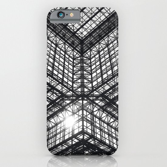 Metal and Glass iPhone & iPod Case
