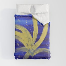 Golden tentacles Comforters