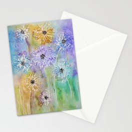 Dandelion Wishes-Barbara Chichester Stationery Cards
