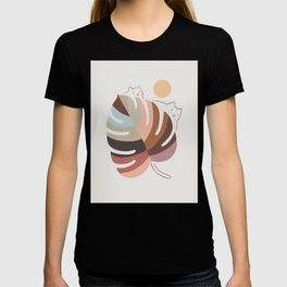 Cat Landscape 76 T-shirt