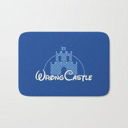 Wrong Castle Bath Mat