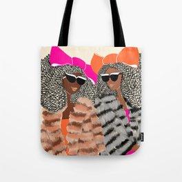 Lovely Friends for Lovely Birthdays Tote Bag