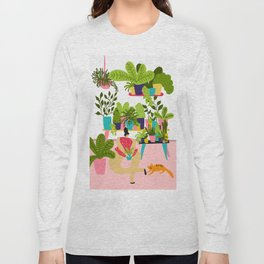 Love Plants Long Sleeve T-shirt