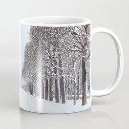 Tree avenue,Paris Coffee Mug