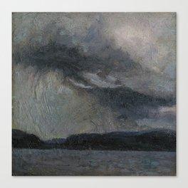 Tom Thomson - Thunderstorm Canvas Print