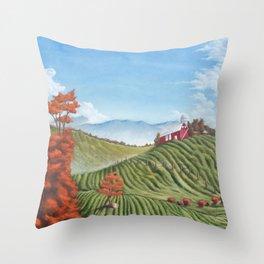Vista at Belmont Throw Pillow