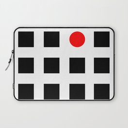 Must Fit In (Circle) Laptop Sleeve