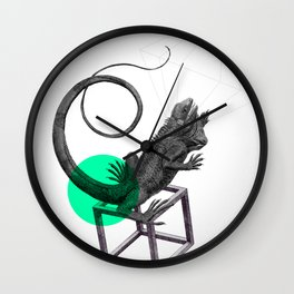 Zoologica Serie: Ambition Wall Clock