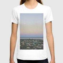 Flying over San Pedro T-shirt