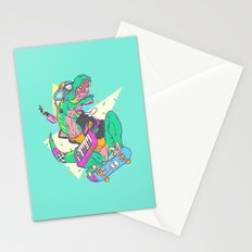 Ju-RAD-ssic Park Stationery Cards