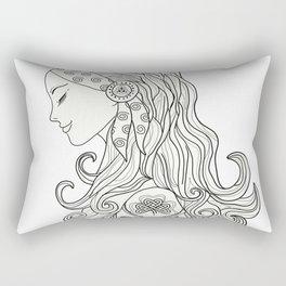 Celtic Woman Rectangular Pillow