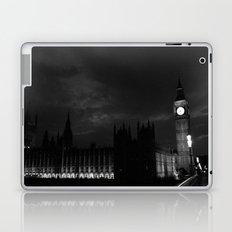 B&W Big Ben  Laptop & iPad Skin
