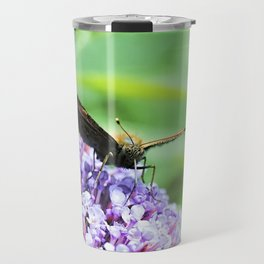 Butterfly X Travel Mug