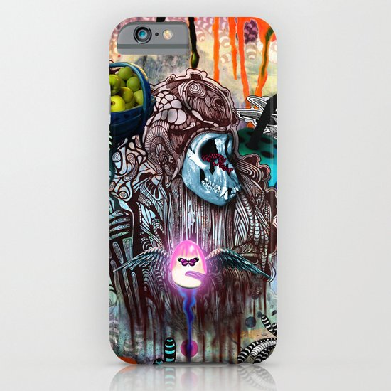 The Monk iPhone & iPod Case