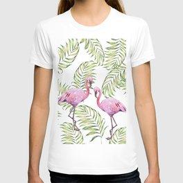 Flamingo  #society6 #buyart T-shirt