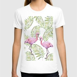 Flamingo  #society6 #buyart T-shirt