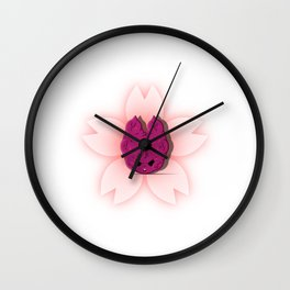The Unusual Suspects Character 02 Wall Clock