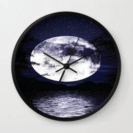 Moonriver Wall Clock