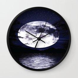 Moonriver Wall Clock
