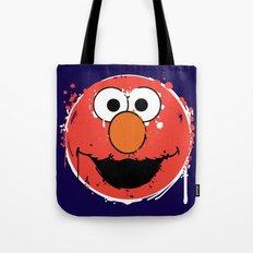 Elmo splatt Tote Bag