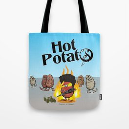Hot Potato Tote Bag