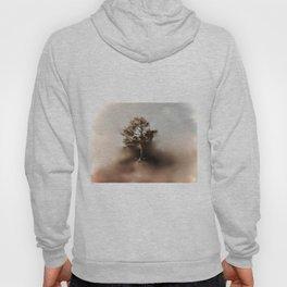Misty Tree of Life on the Coastal Edge Hoody