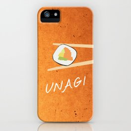 Friends 20th - Unagi iPhone Case