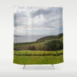 Coast of Ireland Shower Curtain
