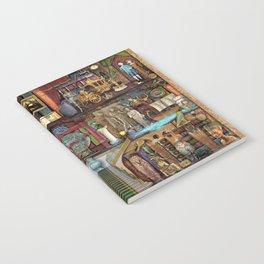 The Museum Shelf Notebook