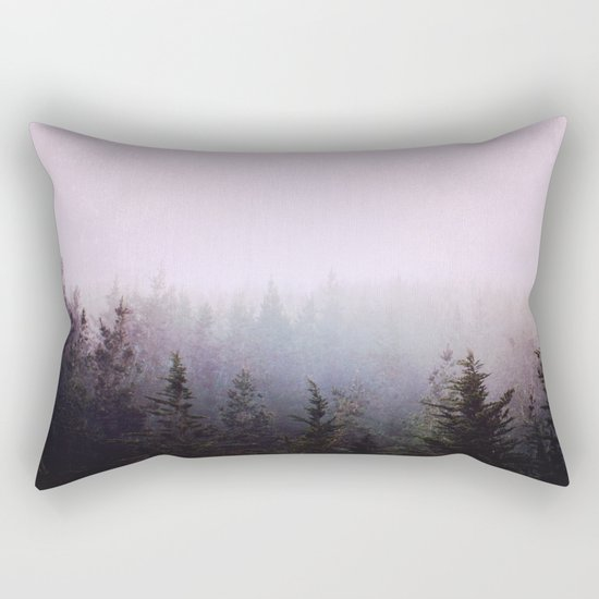 Sky Earth Rectangular Pillow