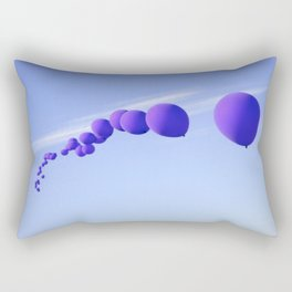 Balloons Rectangular Pillow