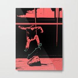 S. K. 09 Metal Print