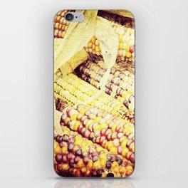 Colorful Corn III iPhone Skin