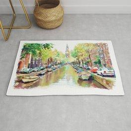 Amsterdam Canal 2 Rug