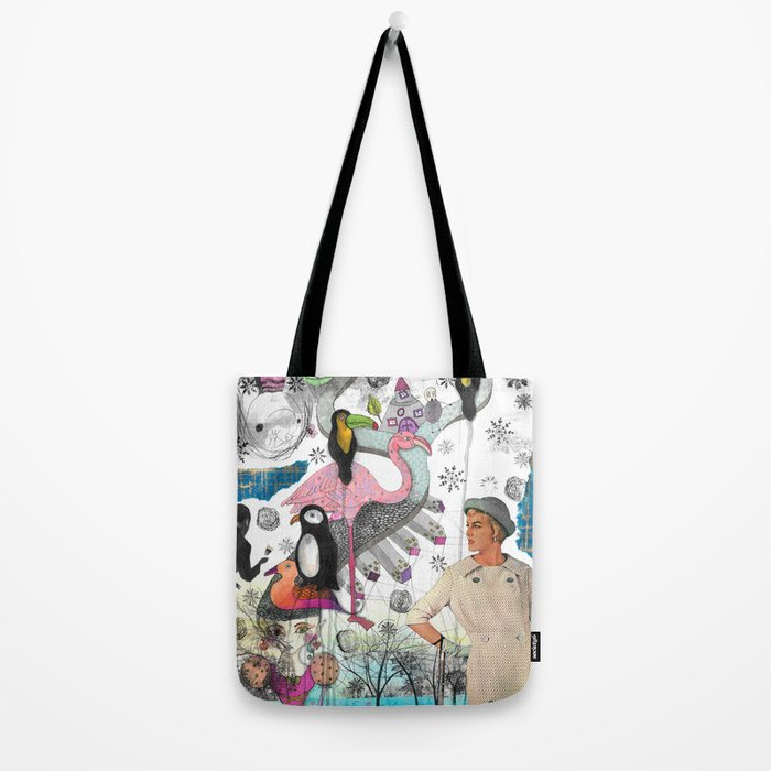 Collage I Tote Bag