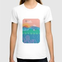 under the sea T-shirts featuring Under Sea by Loop in the mind