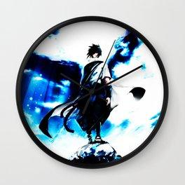 uciha sasuke Wall Clock
