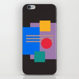 Stranger 80s iPhone Skin