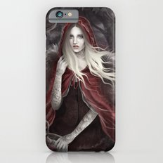 Red Riding Hood (Chaperon Rouge) Slim Case iPhone 6s