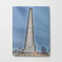 Bunker Hill Monument Metal Print