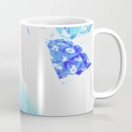 Chace Stuart Blue Foot 1 Coffee Mug