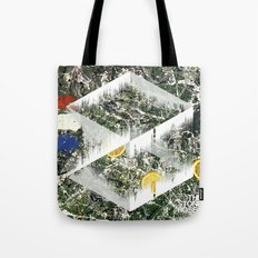 Stone Roses, I am the Resurrection - Soundwave Art Tote Bag