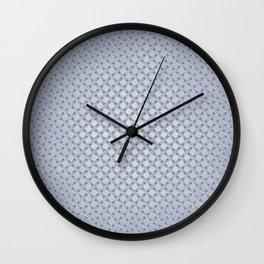 Fabric Wall Clock
