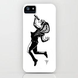 AniMusic (COBRA) iPhone Case