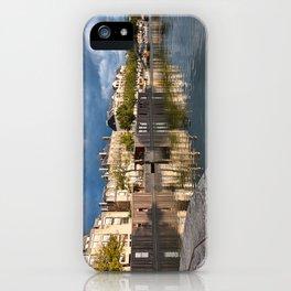 Nantes Riverside Scenery iPhone Case