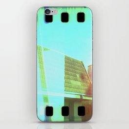 building blocks iPhone Skin