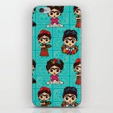 Little Fridas iPhone & iPod Skin