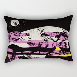 Pink Vibe 2 Rectangular Pillow