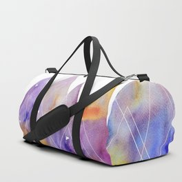Autumn mountains Duffle Bag