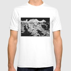 Swallowed By The Sea Mens Fitted Tee White MEDIUM